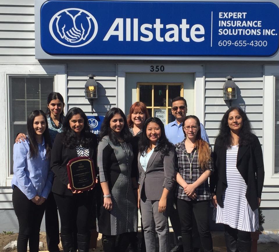 Raina Rauf: Allstate Insurance