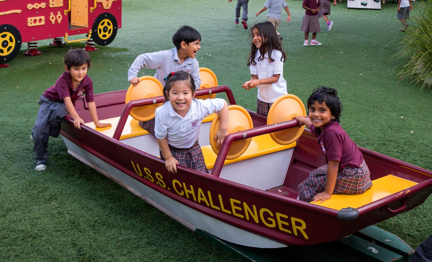Challenger School - Avery Ranch image 0