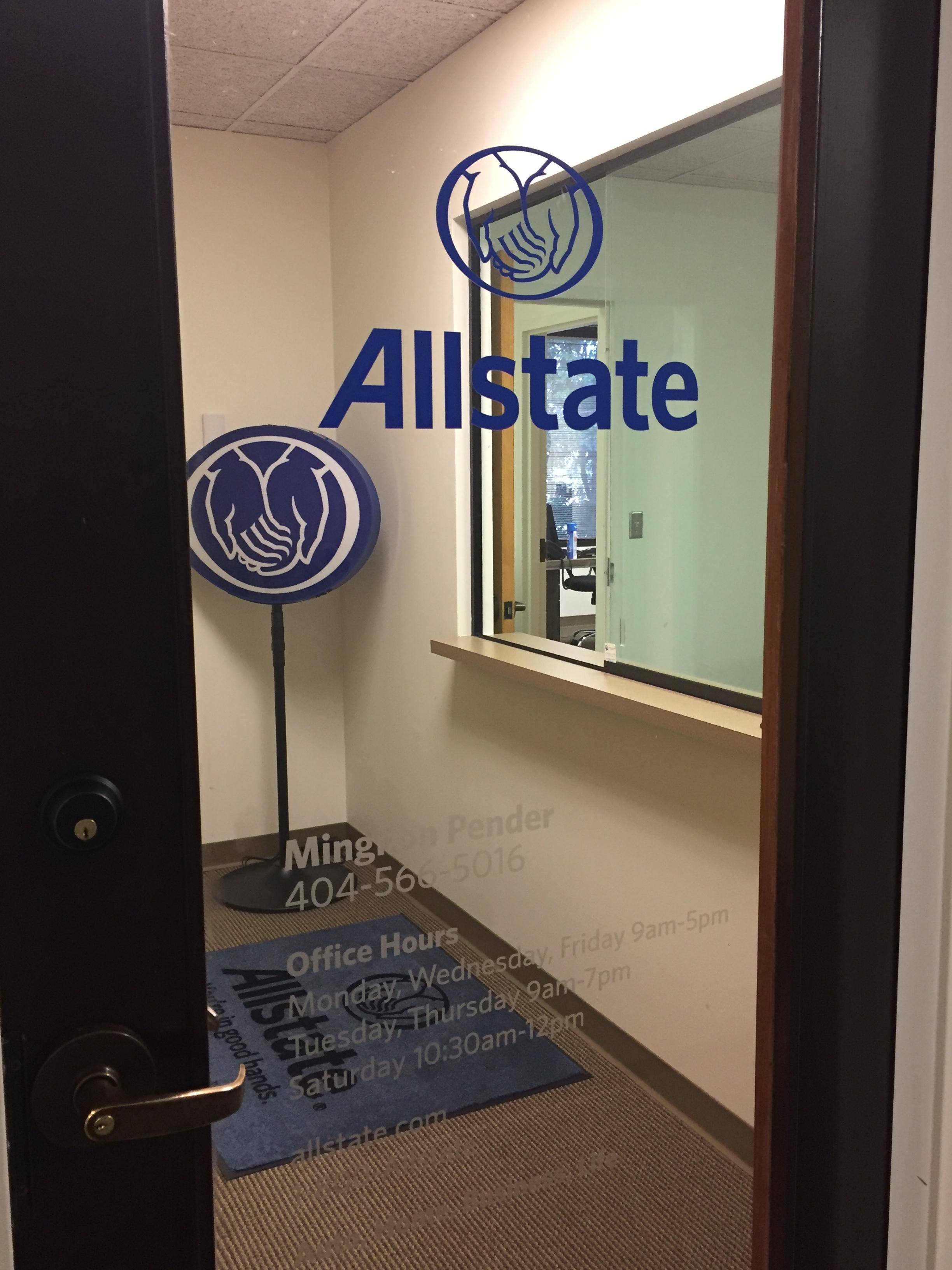 Mingnon Pender: Allstate Insurance image 2