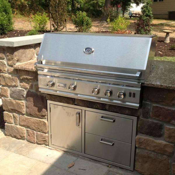 Fill Line Of Outdoor Grills