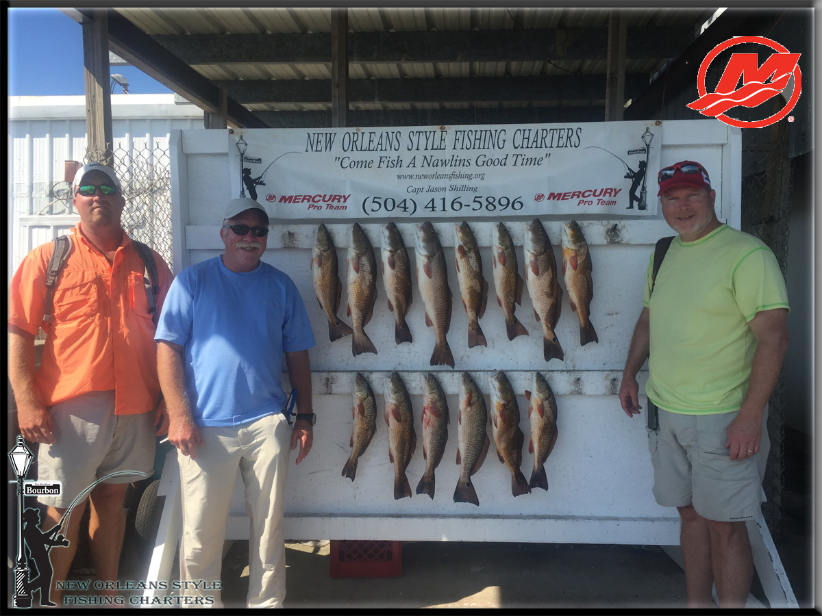 New Orleans Style Fishing Charters LLC image 98