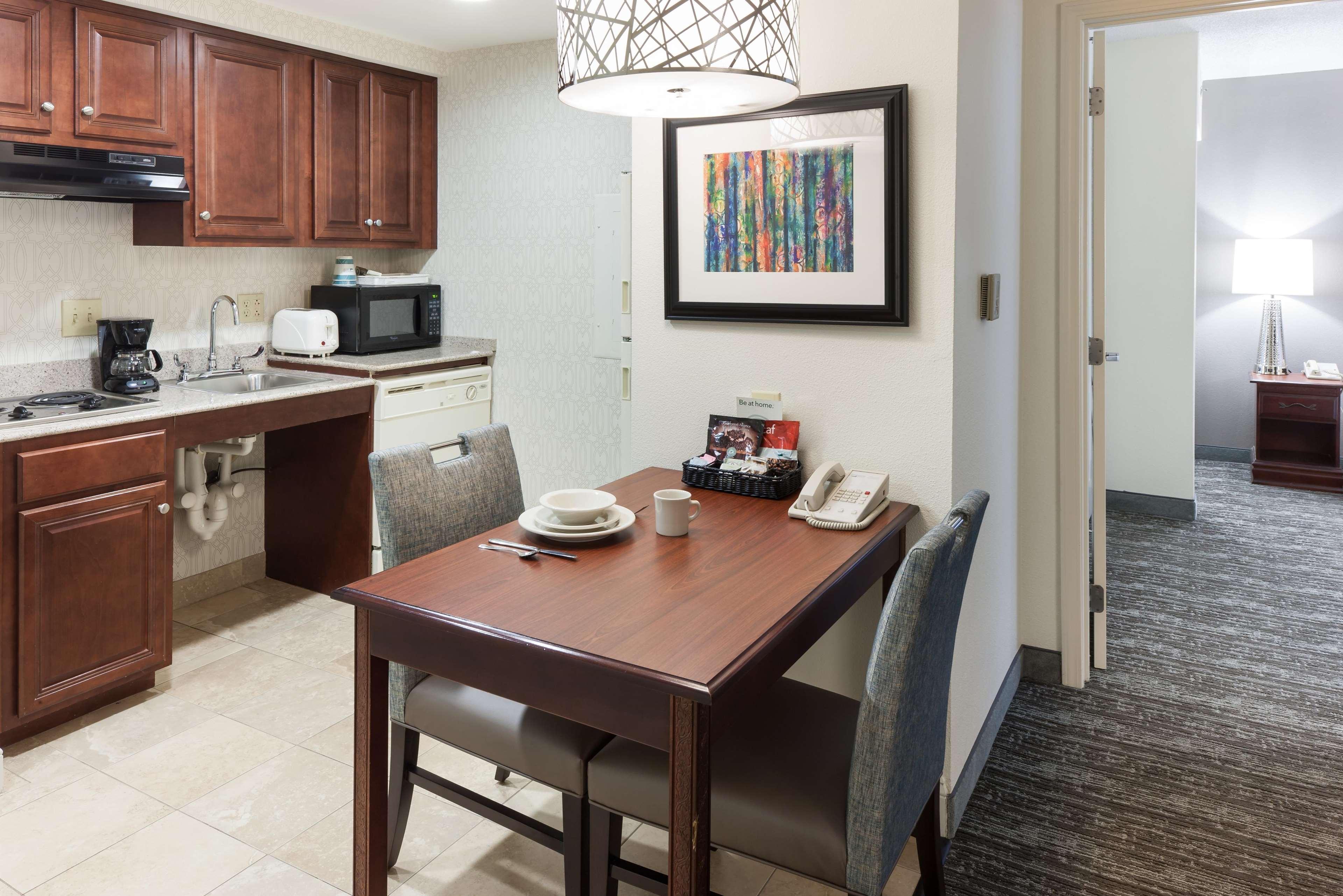 Accessible Suite Kitchen
