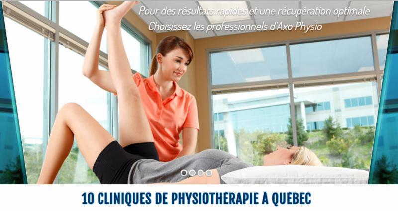 Axo Physio à Québec