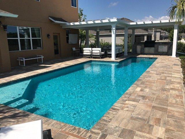 A Plus Pool Design Inc image 11