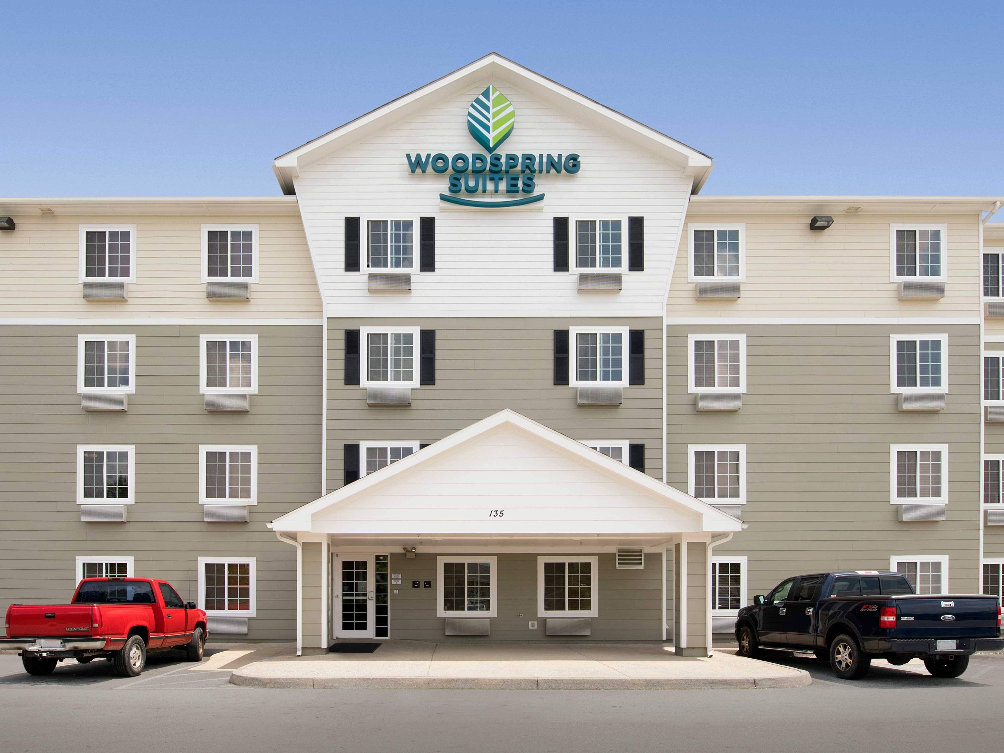 WoodSpring Suites Johnson City image 12