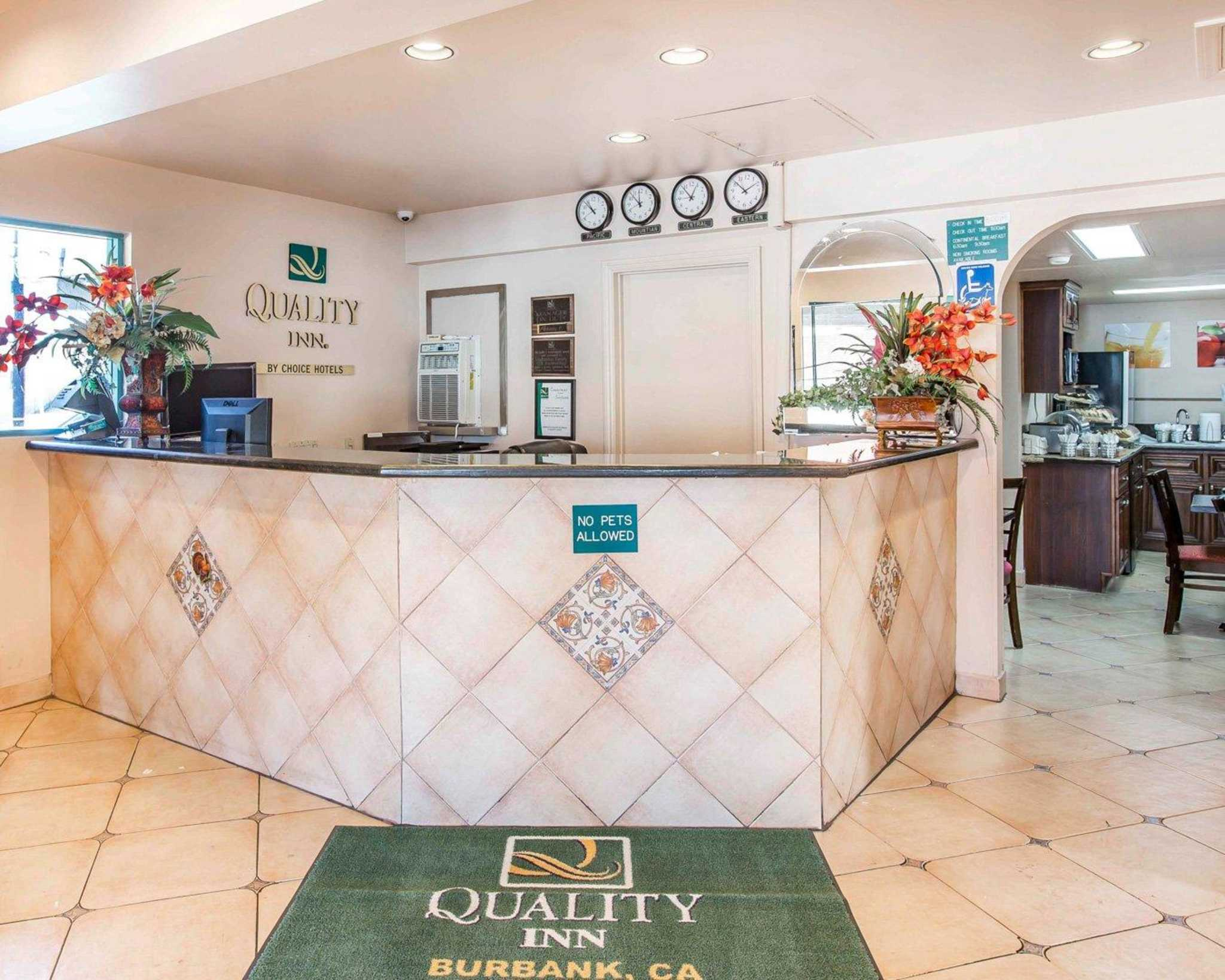 Quality Inn Burbank Airport image 27