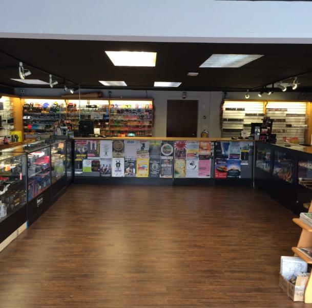 BC Smoke Shop in Victoria