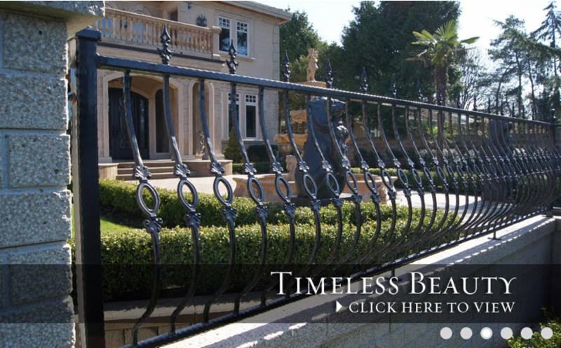 Custom Ornamental Iron Works Ltd in Richmond