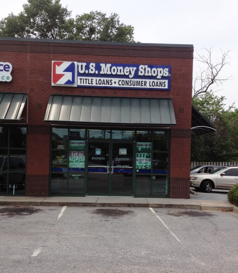 U.S. Money Shops Title Loans