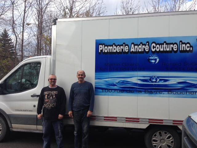 Plomberie André Couture Inc