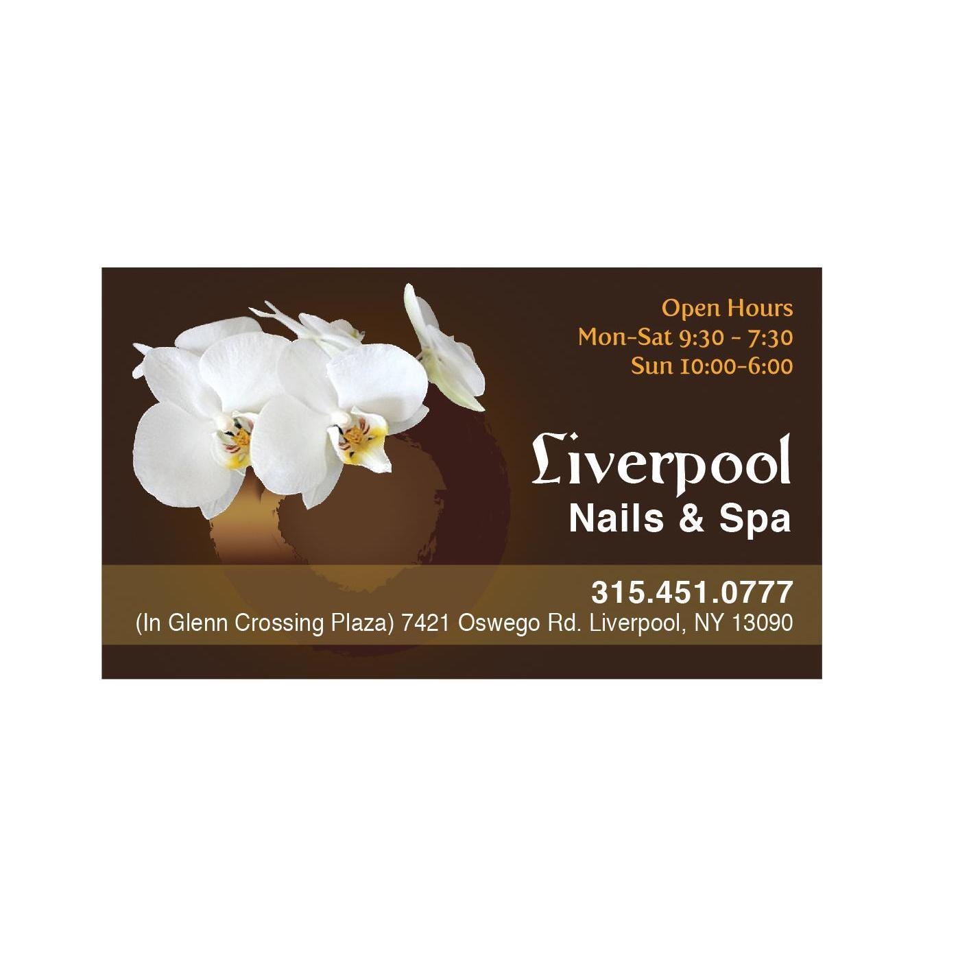 Liverpool Nails & Spa