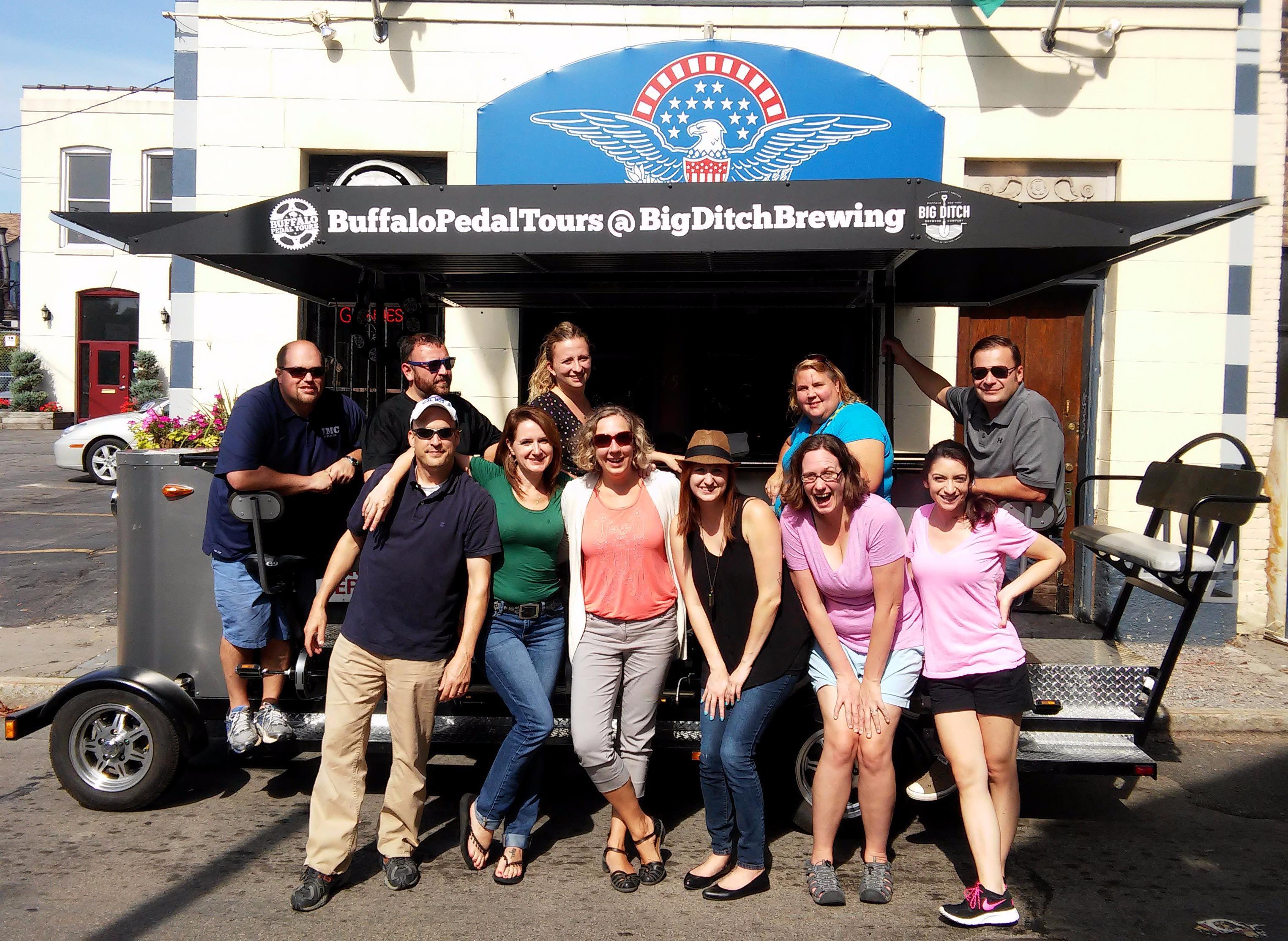 Buffalo Pedal Tours image 2