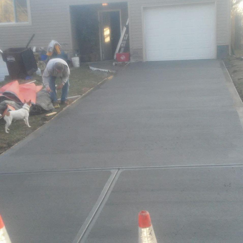 Roger's Custom Concrete