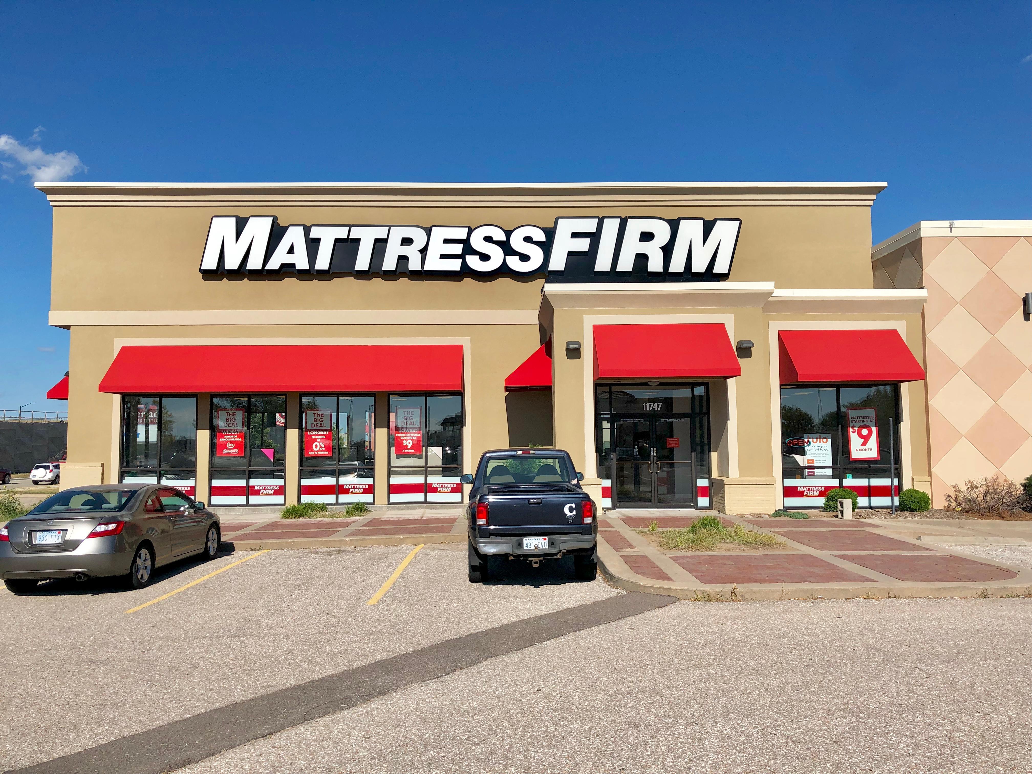 Mattress Firm Wichita East - Closed image 0