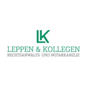 Logo von Rechtsanwalts- & Notarkanzlei Leppen & Kollegen