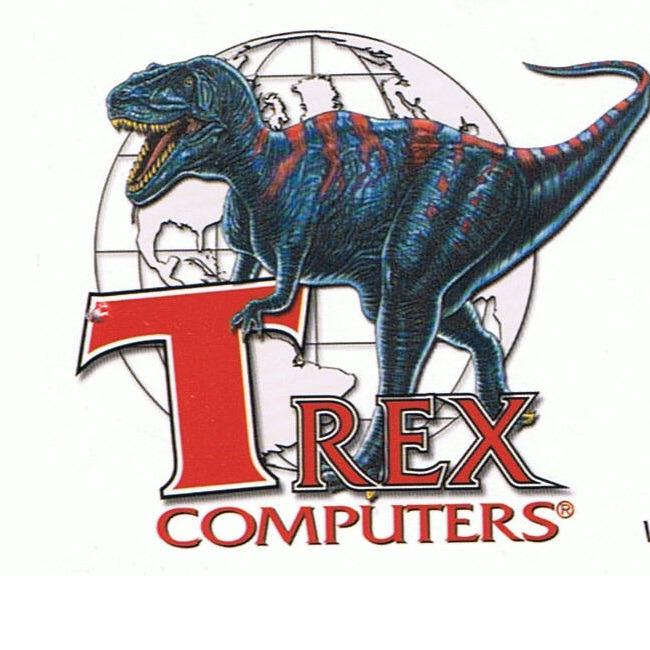 image of the T-Rex Computers