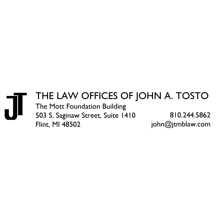 The Law Offices of John A. Tosto