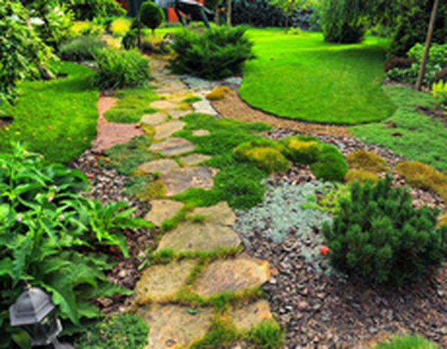 Drewby landscape gardening services landscape for Landscape design leeds