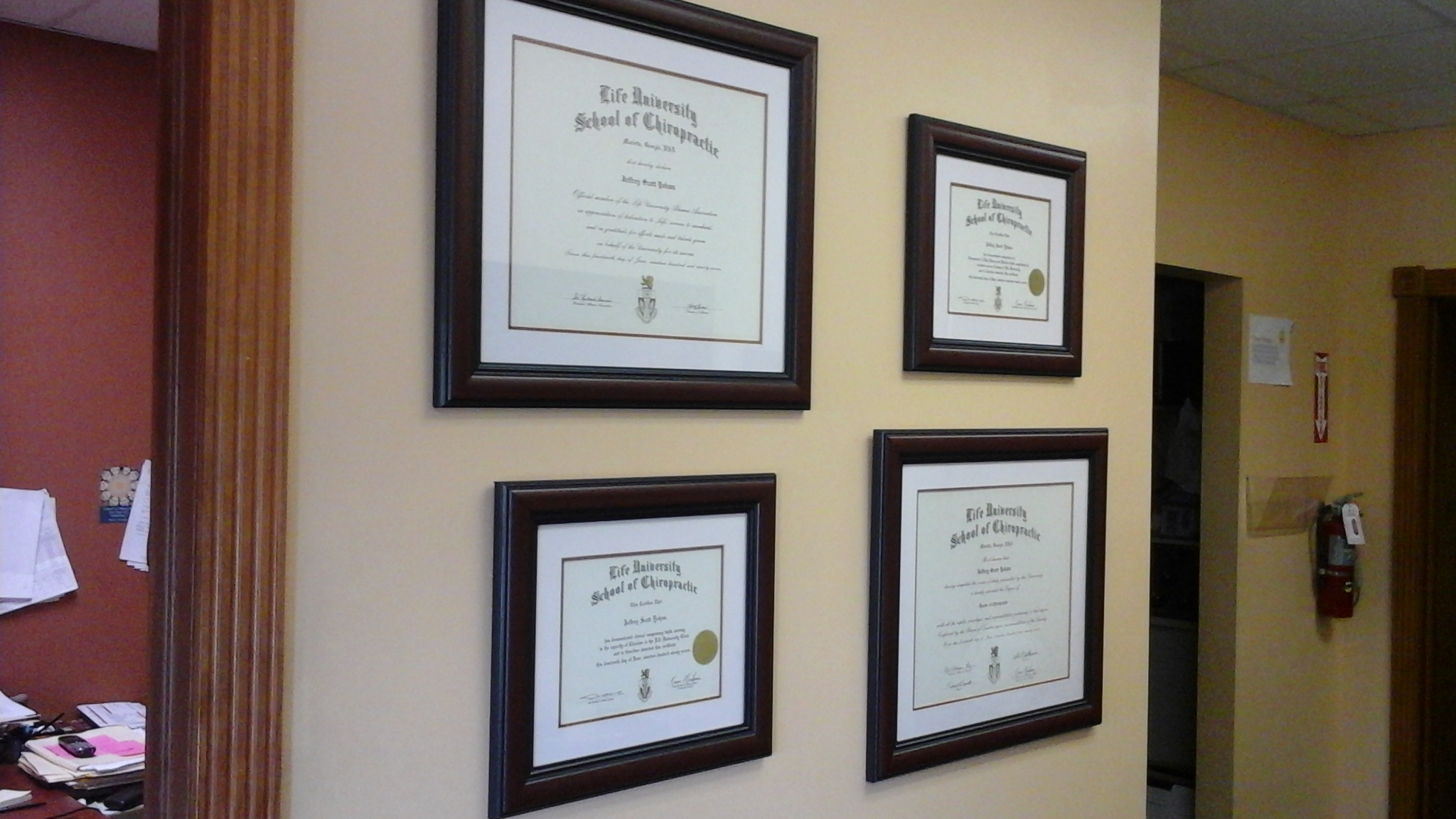 Center for Chiropractic Health Rehabilitation image 1