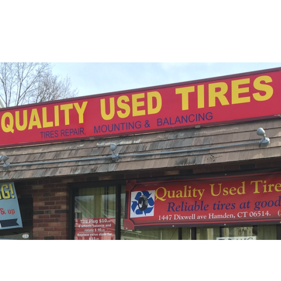 Quality Used Tires and Alloy Wheel Repair