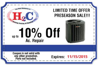 H2C Heating, Cooling and Plumbing image 5