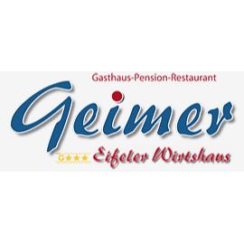 Logo von Gasthaus Geimer