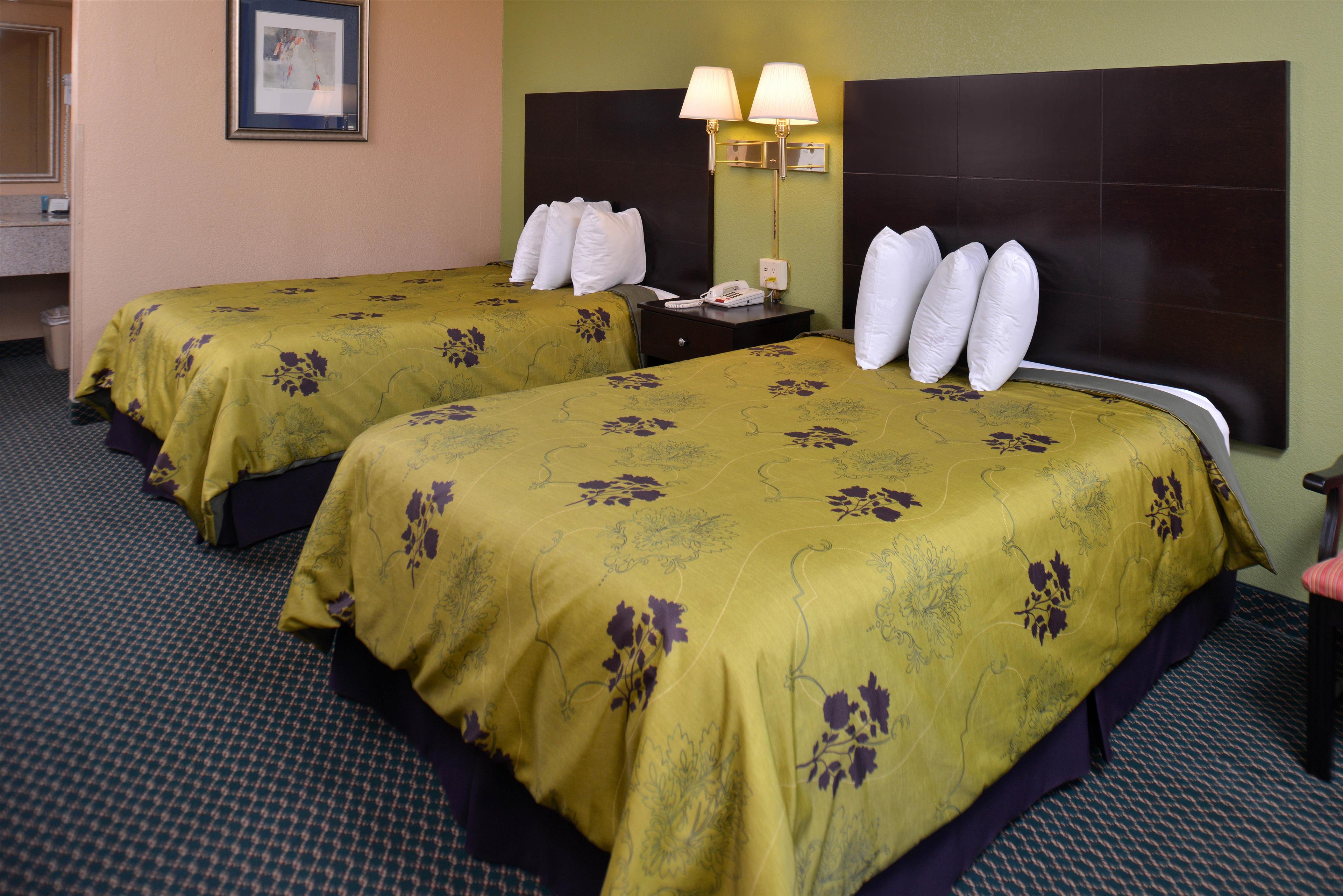 Americas Best Value Inn Pontotoc image 13