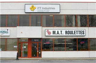 Centre de Distribution de Roulettes & Glissoires M A T