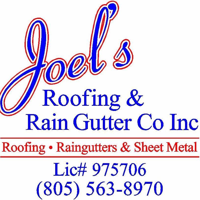 Joel's Roofing & Rain Gutter Co Inc.