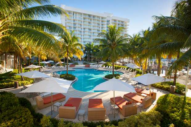 Hilton fort lauderdale marina in fort lauderdale fl 33316 for Hilton fort lauderdale beach resort wedding