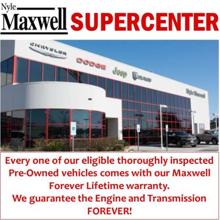 Nyle Maxwell Chrysler Dodge Jeep Ram Supercenter