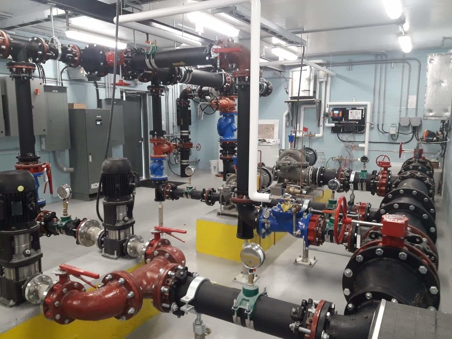 Moncton Plumbing & Supply Co Ltd