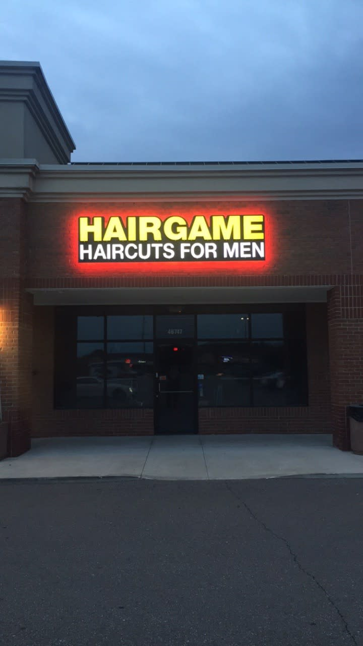 Hairgame Haircuts for Men