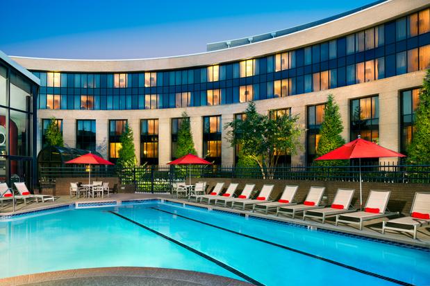 Hilton Hotel Reston Town Center