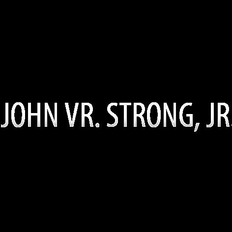 Attorney John VR. Strong, Jr.