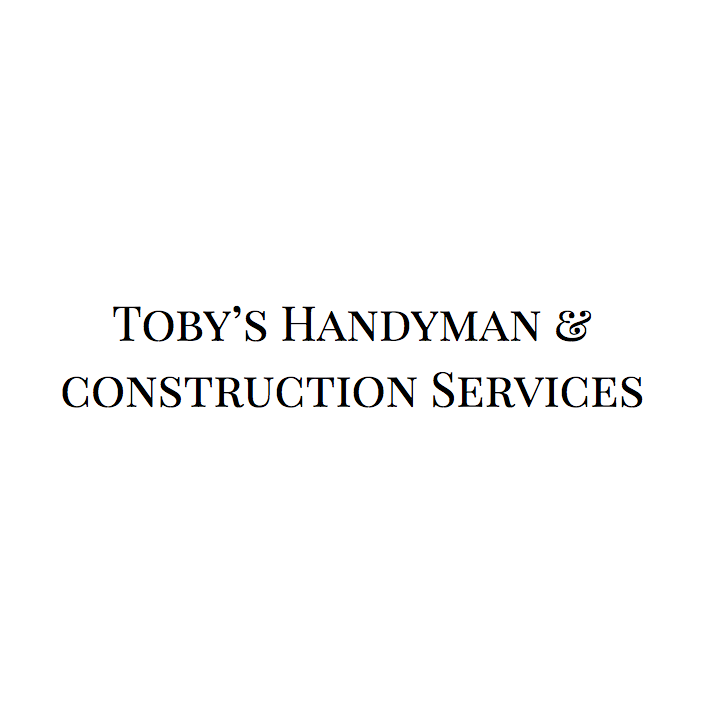 Toby's Handyman & Construction Services