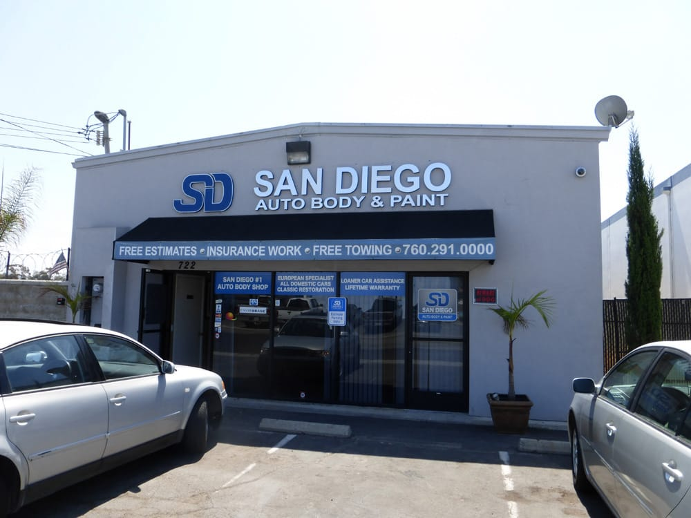 San Diego Auto Body and Paint image 20