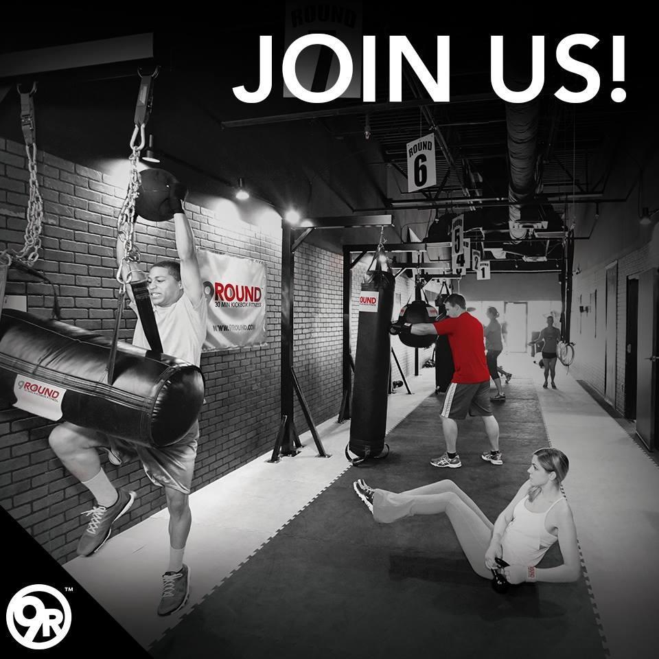 9Round 30 Min Kickbox Fitness image 3