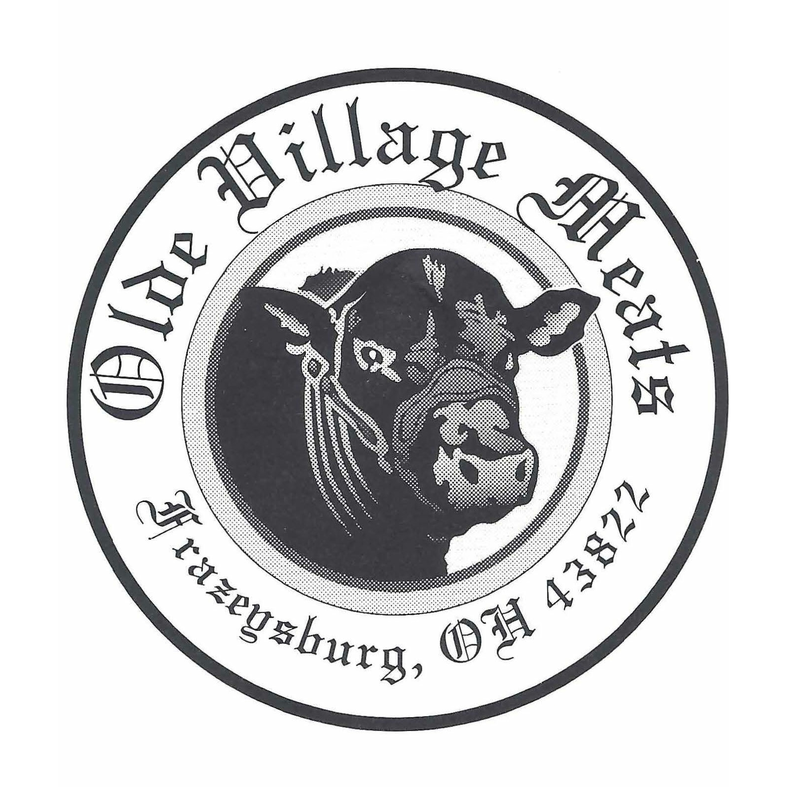 OLDE VILLAGE MEATS - FRAZEYSBURG, OH - Meat Markets