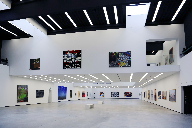 Einer der größten säulenfreien Ausstellungsräume in Österreich!