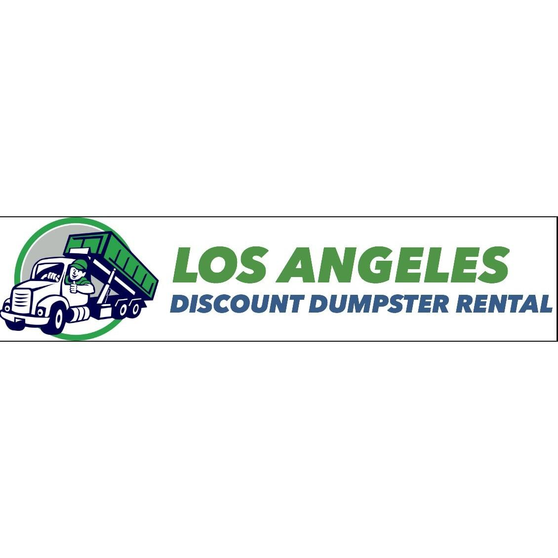 Discount Dumpster Rental Los Angeles