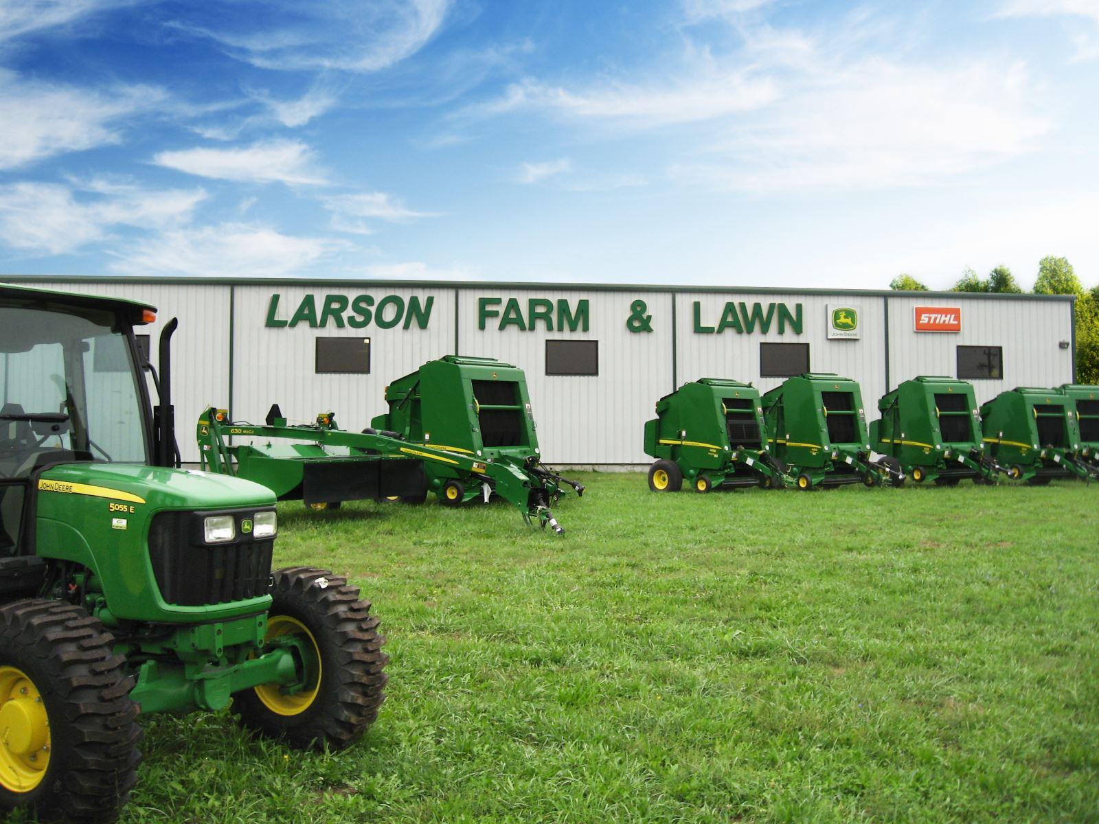 Larson Farm and Lawn image 0