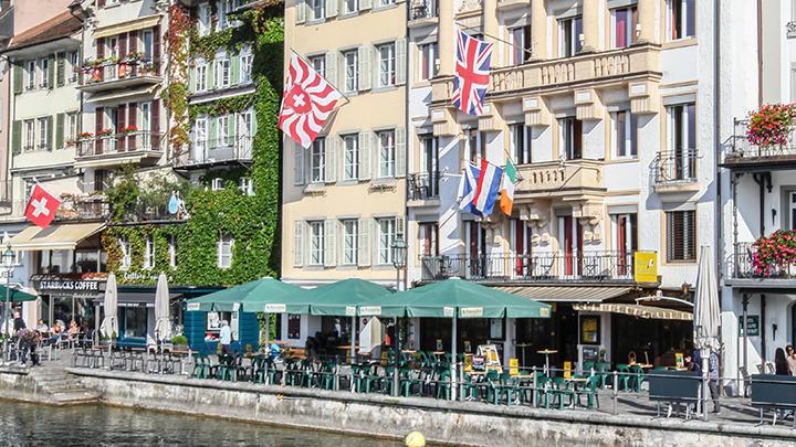 Mr. Pickwick Pub Luzern