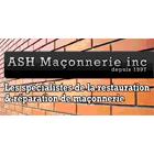 A S H Maçonnerie