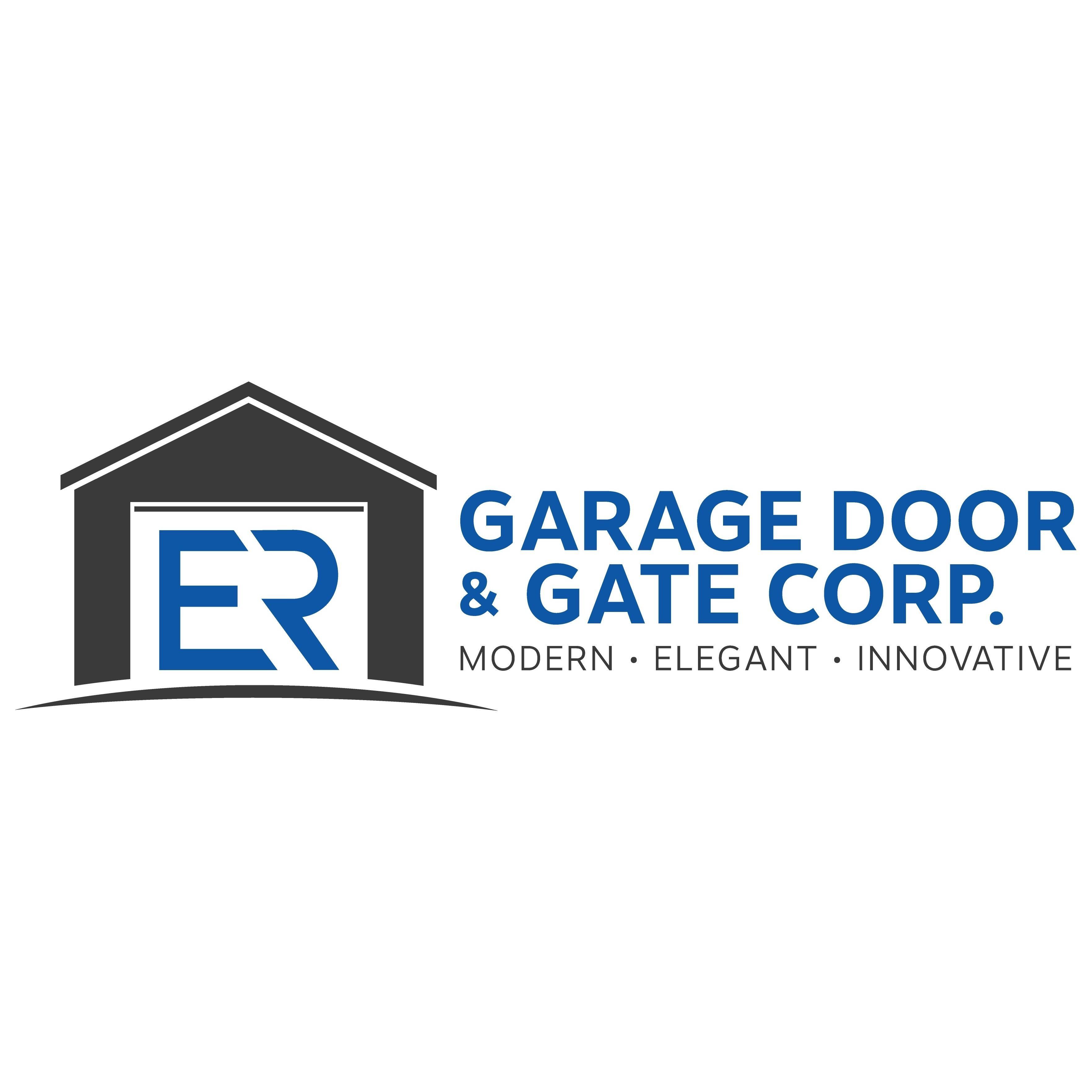 ER Garage Door and Gate