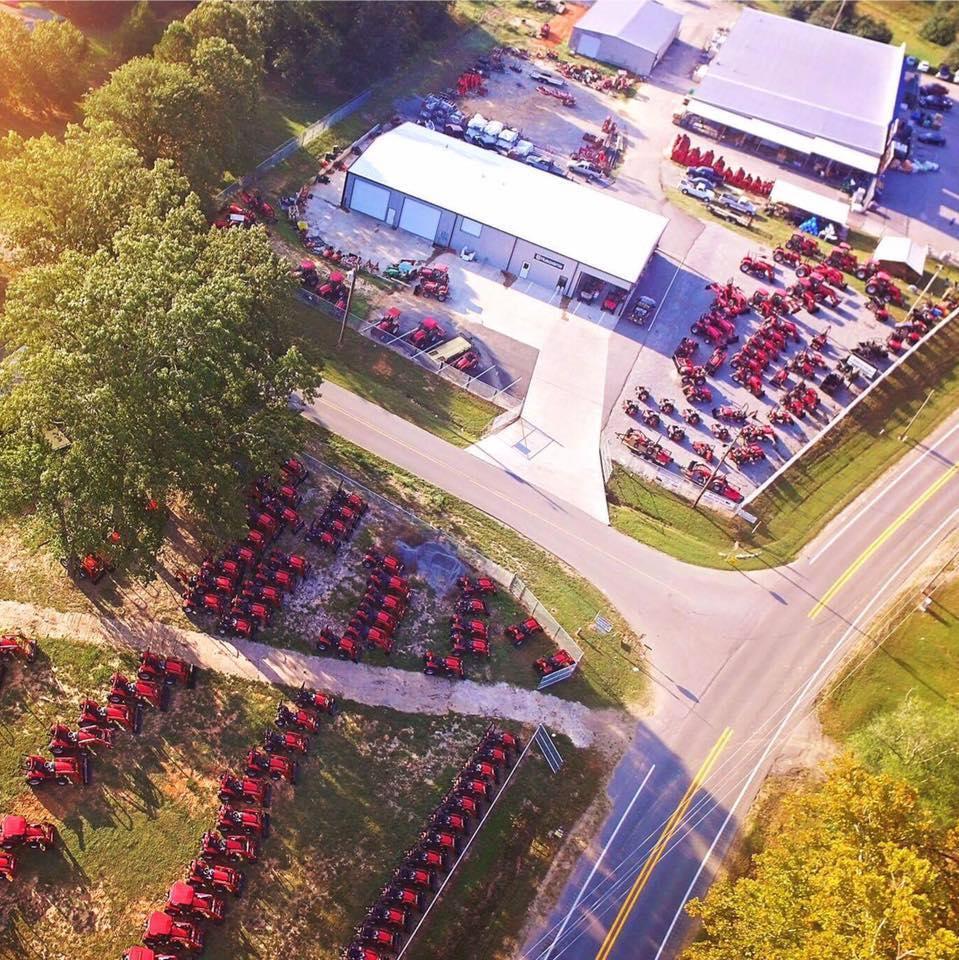Central Arkansas Mahindra 20014 Arch Street Little Rock, AR
