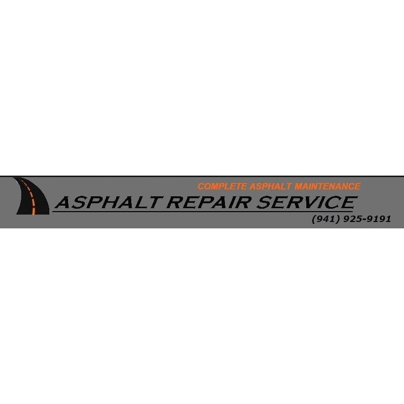 Asphalt Repair Service