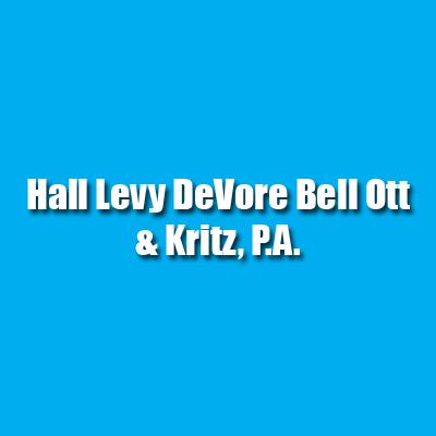 Hall Levy Devore Bell Ott & Kritz, P.A. image 0