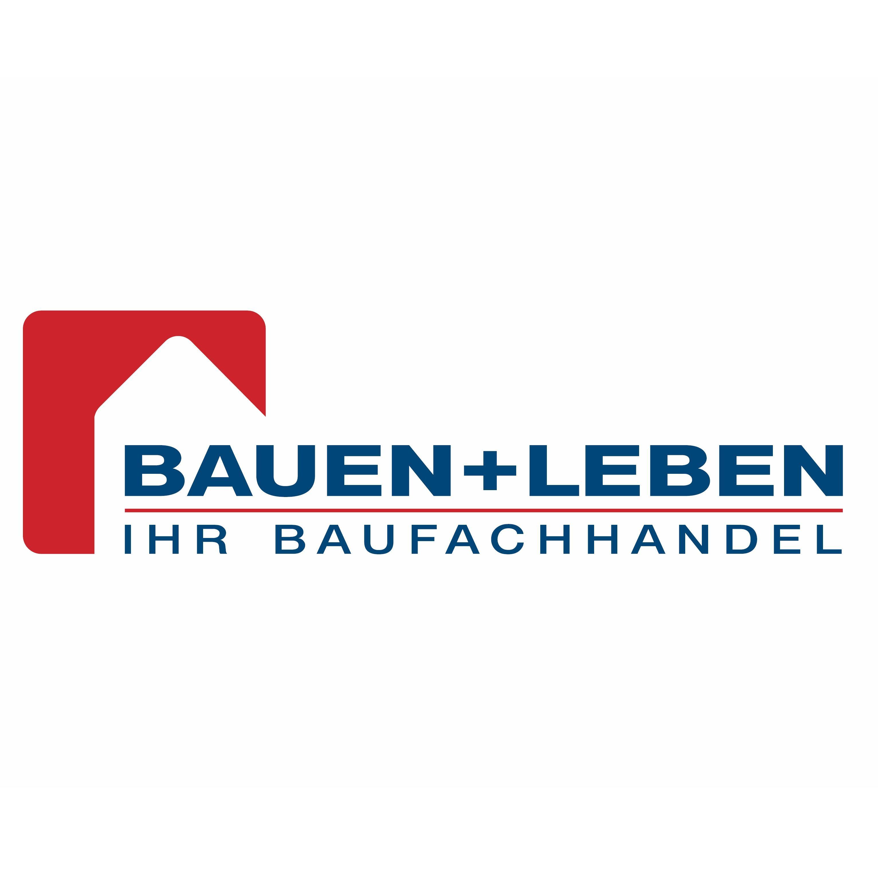 Logo von BAUEN+LEBEN team baucenter  GmbH & Co. KG