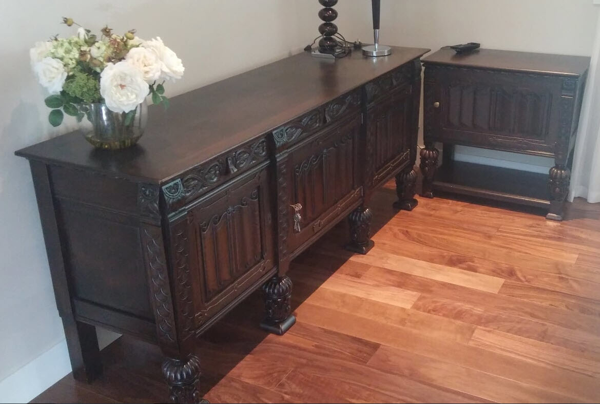 Laric Furniture & Kitchen Refinishing in Port Moody